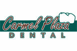 CARMEL PLAZA DENTAL logo