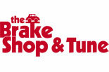 THE BRAKE SHOP & TUNE logo