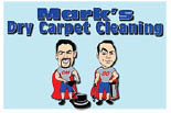 MARK'S DRY CARPET CLEANING logo