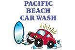 Pacific Beach Car Wash logo