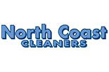 NORTH COAST CLEANERS logo