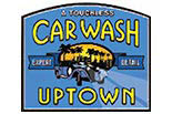 UPTOWN TOUCHLESS CAR WASH logo