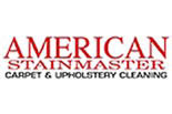 AMERICAN STAINMASTER CARPET CLEANING logo