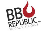 BBQ REPUBLIC logo