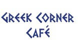 GREEK CORNER CAFE logo