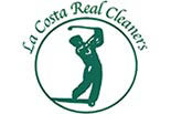 LA COSTA REAL CLEANERS logo