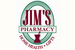 JIM'S PHARMACY & HOME HEALTH logo