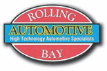 ROLLING BAY AUTOMOTIVE logo