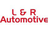 L & R AUTOMOTIVE logo