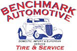 BENCHMARK AUTOMOTIVE logo