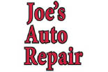 JOE'S AUTOMOTIVE logo