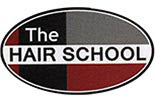 THE HAIR SCHOOL logo