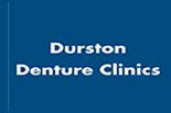 JAMES DURSTON, DENTURIST logo