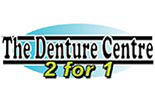 DENTURE CENTRE, THE logo