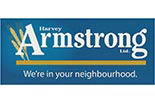 HARVEY ARMSTRONG logo