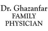 DR. GHAZANFAR AHMED FAMILY PHYSICIAN logo