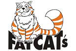 FAT CAT'S logo