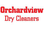ORCHARDVIEW DRY CLEANERS logo