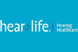 HEAR FOR LIFE! HEARING CENTRES logo