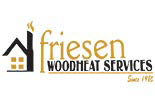 FRIESEN WOOD HEAT SERVICES logo