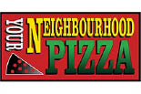 YOUR NEIGHBOURHOOD PIZZA CO KING ST. logo