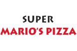 SUPERMARIO'S PIZZA logo