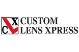 CUSTOM LENS XPRESS logo