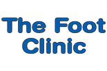 THE FAMILY FOOT CARE CLINIC logo