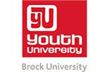 BROCK YOUTH UNIVERSITY logo