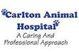 CARLTON ANIMAL HOSPITAL logo