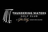THUNDERING WATERS GOLF CLUB logo