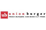 UNION BURGER logo