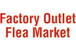 FACTORY OUTLET FLEA MARKET logo