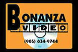BONANZA VIDEO logo