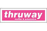 THRUWAY MUFFLER & AUTOMOTIVE logo