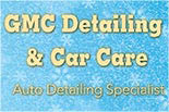 GMC DETAILING & CAR CARE logo