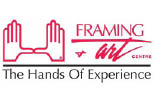 FRAMING & ART CENTRE logo