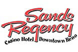 SANDS REGENCY CASINO HOTEL logo