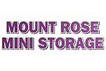 MT. ROSE MINI STORAGE logo