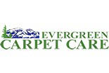 EVERGREEN CARPET CARE logo