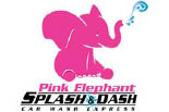 PINK ELEPHANT CAR WASH logo