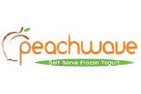 Peachwave Frozen Yogurt logo