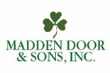 Madden Door & Sons, Inc. logo