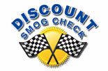 Discount Smog Center logo