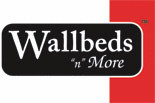 "Wallbeds ""N"" More logo"