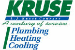 Kruse Plumbing, Heating & Cooling logo