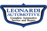 LEONARDI AUTOMOTIVE logo