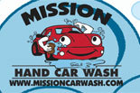 MISSION HAND CAR WASH & QUIK LUBE logo