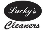 LUCKY'S CLEANERS logo
