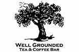 WELL GROUNDED TEA & COFFEE BAR logo